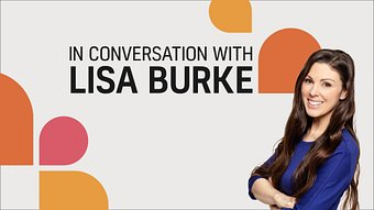 In Conversation with Lisa Burke