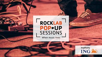 Rocklab Pop-Up Sessions