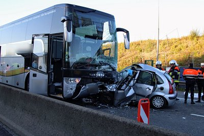 RTL Today - Update & Image gallery: A3 motorway crash: 17-year-old