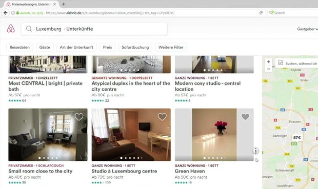 RTL Today - Sharing economy: AirBnB - Opportunity or issue?