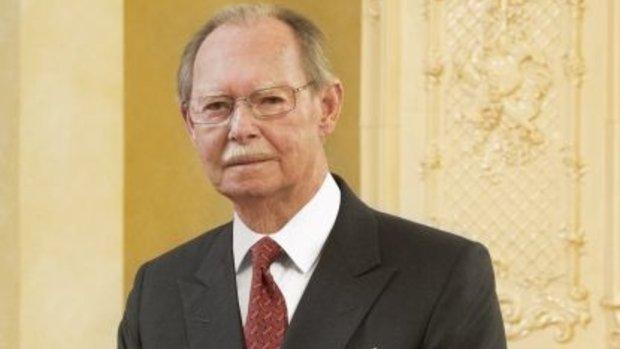 Décès du grand-duc Jean du Luxembourg à 98 ans