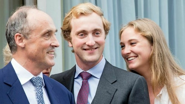 COVID-19-infected Belgian Prince sorry for lockdown party