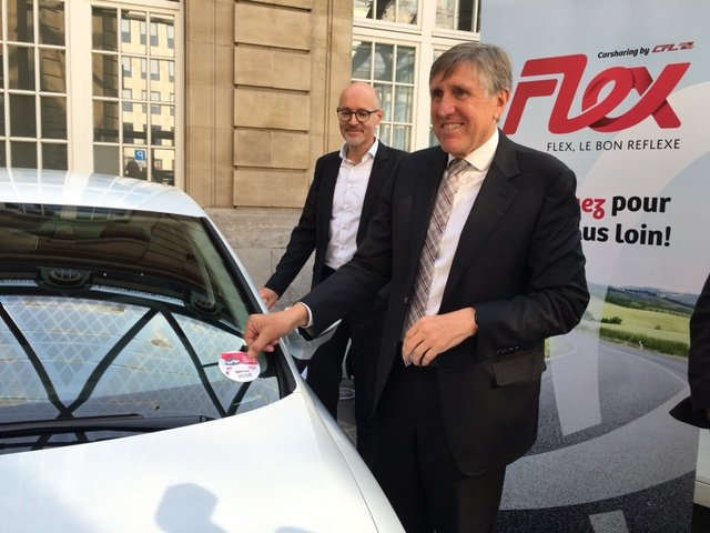 Rtl Today Mobility Cfl Launches Its First Car Sharing Programme