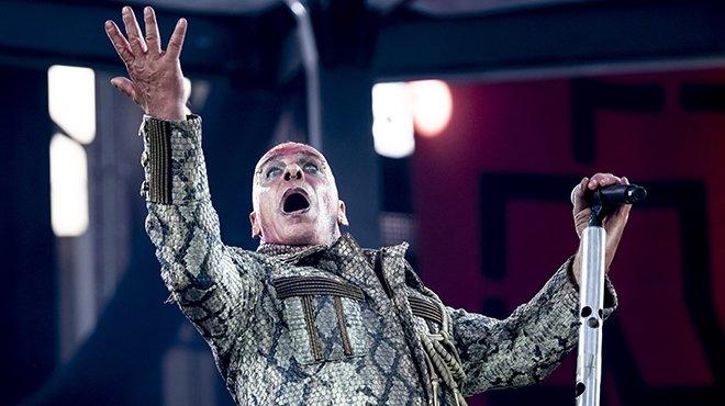 Coronavirus : le chanteur du groupe de métal Rammstein hospitalisé en soins intensifs