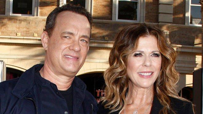 Tom Hanks a dansé une fois sorti de l'isolement