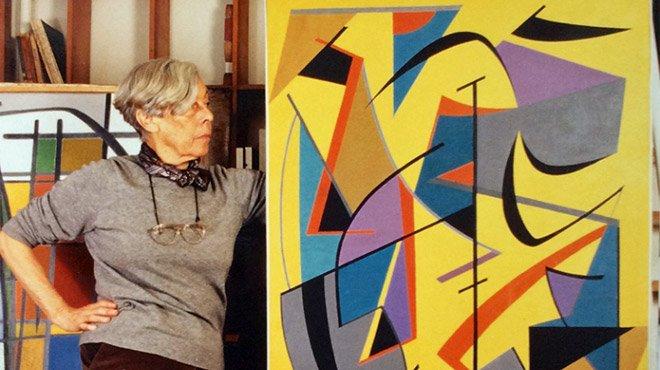 100 ans: La peintre belge Francine Holley est décédée