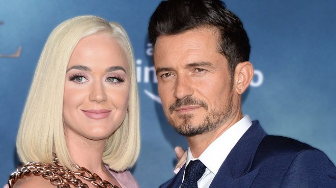 La marraine improbable de sa fille — Katy Perry enceinte