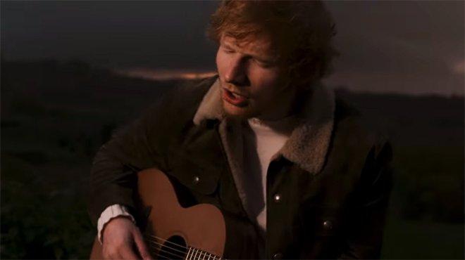 Ed Sheeran sort un nouveau single pour Noël