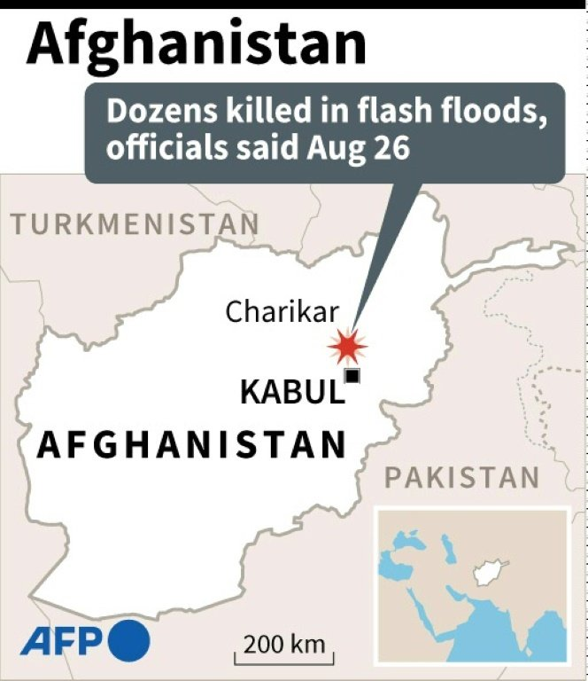 Death toll from heavy Afghanistan flooding surpasses 150