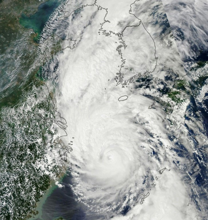 North Korea braces for Typhoon Lingling