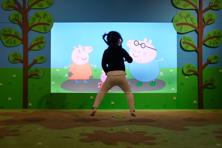 Rtl Today Cartoon Character Gangster Peppa Back In China S Good