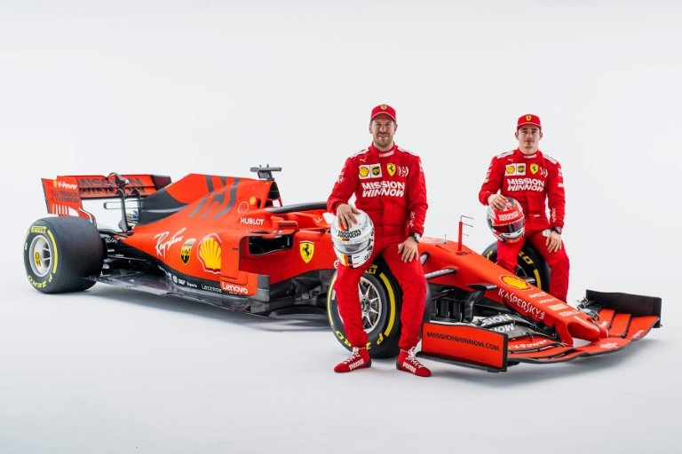 Ferrari drops tobacco branding from name for Australia F1 opener