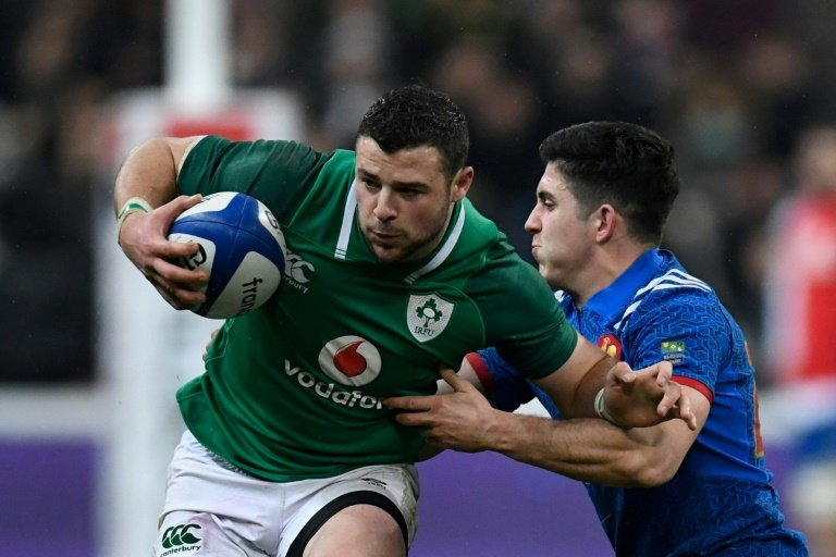 Ireland coach: Seán Cronin has not blown chance
