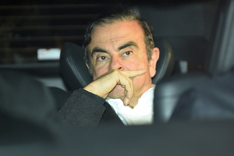 Ghosn out on bail after 108 days in detention
