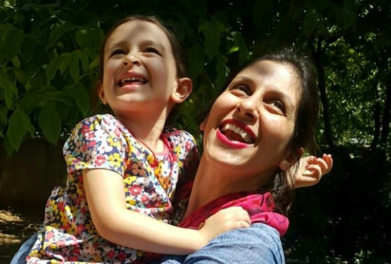 Britain takes step to protect woman detained in Iran