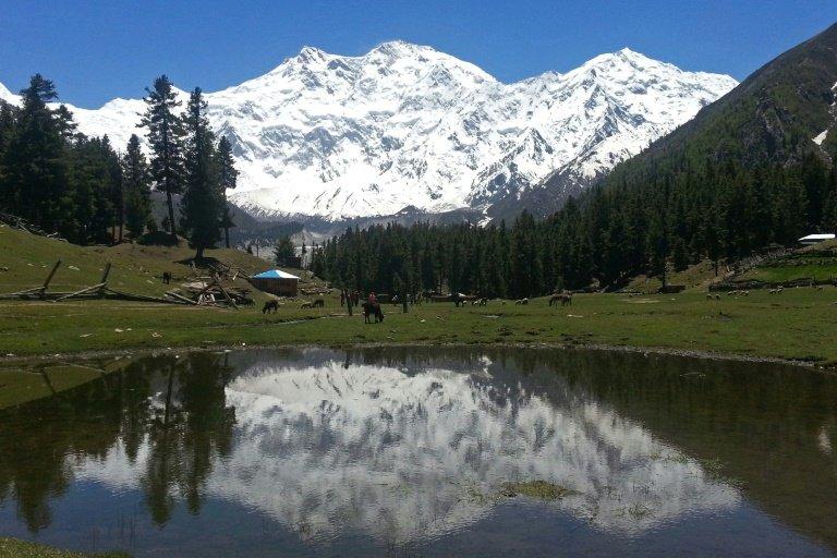 Bodies of two European climbers found on Pakistan's 'Killer Mountain'