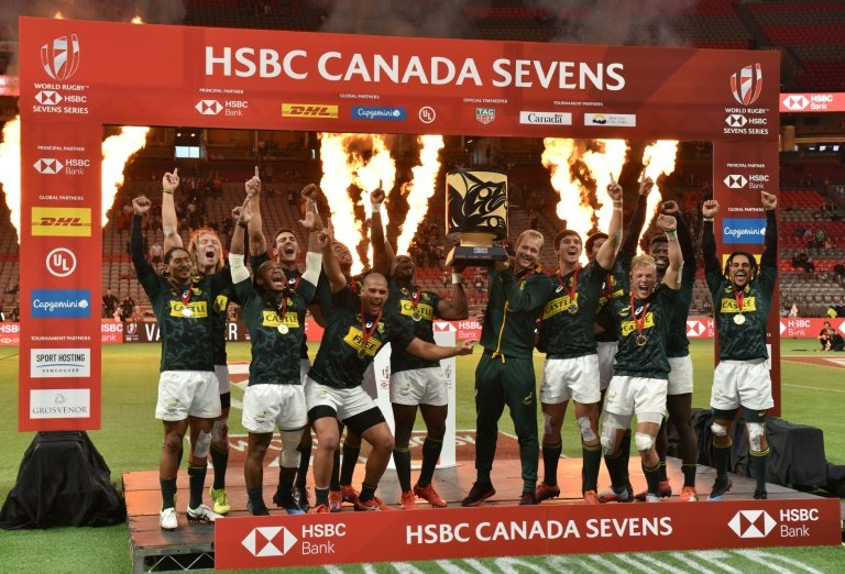 Blitzboks clinch Canada Sevens crown