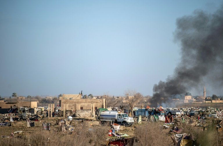 Backed fighters make limited advances against IS in Syria