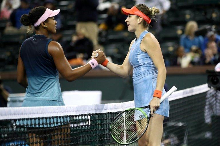 Tennis: Osaka finds positives despite Indian Wells upset