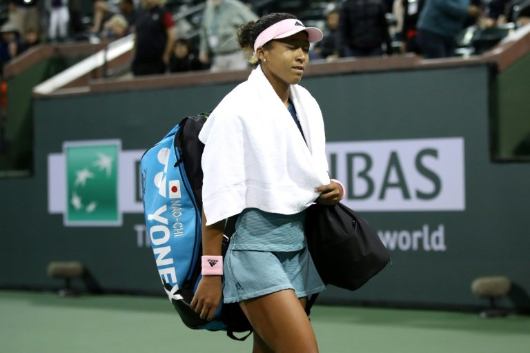 Naomi Osaka, Simona Halep sent packing from Indian Wells