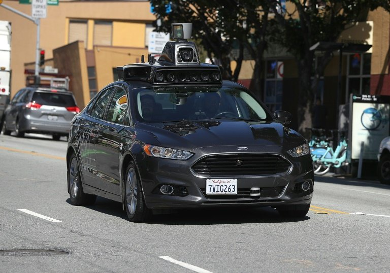 Investors could pump $1bn into Uber self-driving cars