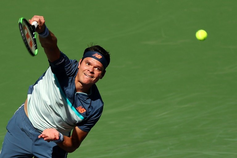 Raonic ends lucky loser Kecmanovic's run