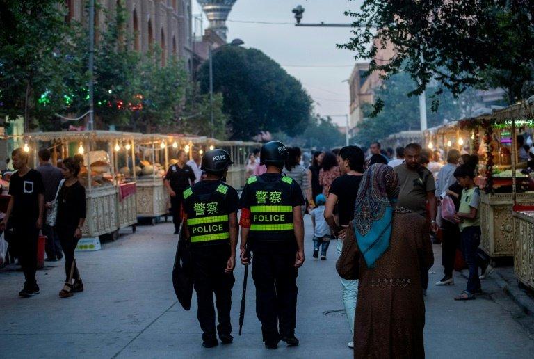 13,000 Xinjiang terrorists arrested since 2014: China