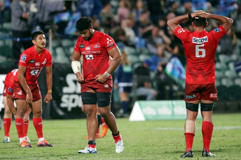 Sunwolves set to be axed from Super Rugby