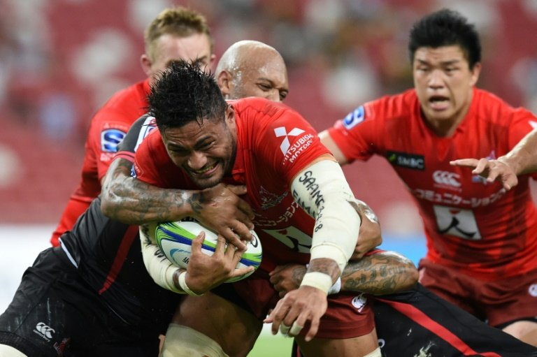 Sunwolves vs Lions - Report - Super Rugby 2019 - 23 Mar, 2019