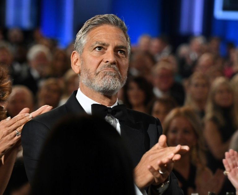 George Clooney Calls for Boycott of Hotels Owned by Sultan of Brunei