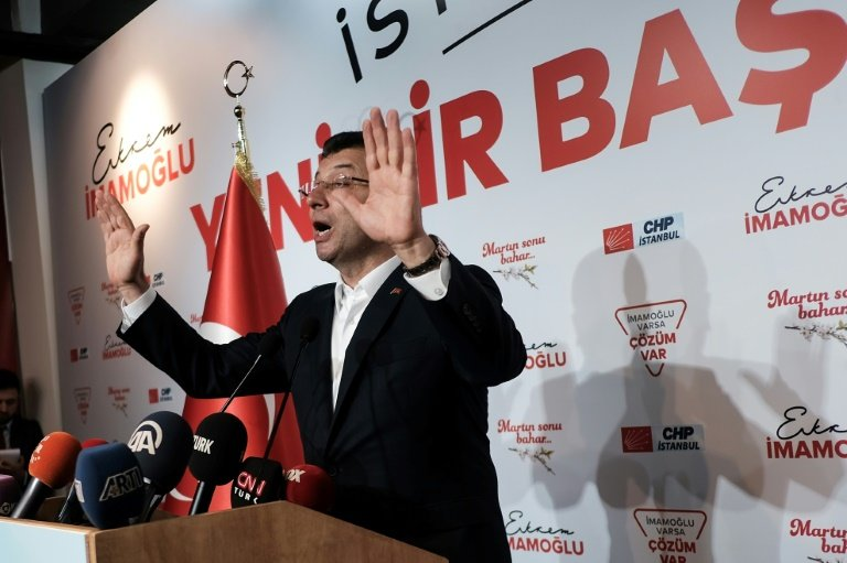 Erdogan Party Leads Nationwide Vote Total, But Suffers Big Setbacks In Mayor Races