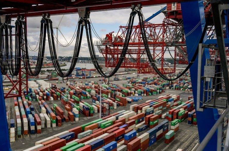 German Industrial Orders Slump 4.2 Percent in February