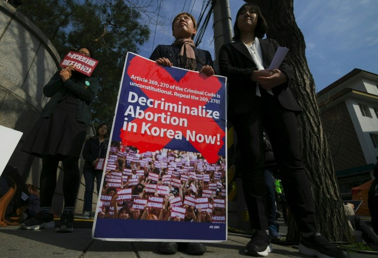 Korea's Constitutional Court Rules Abortion Ban Must Be Overturned By 2020