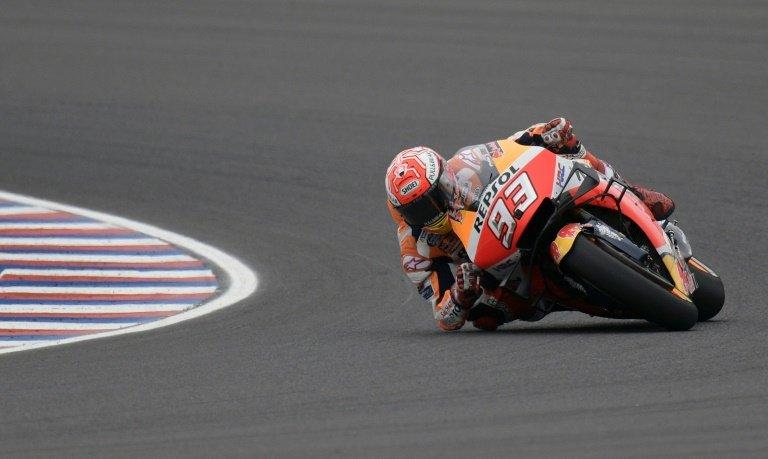 Grand Prix des Amériques: La pole position pour Marquez en MotoGP