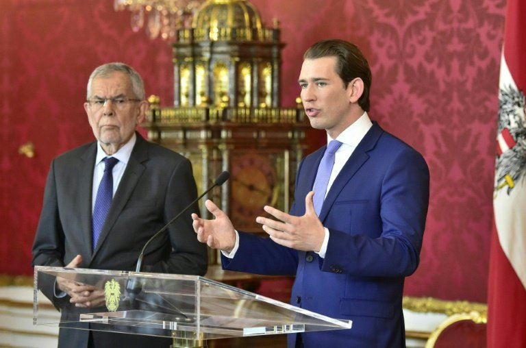 Austrian interior minister's job on the line after scandal