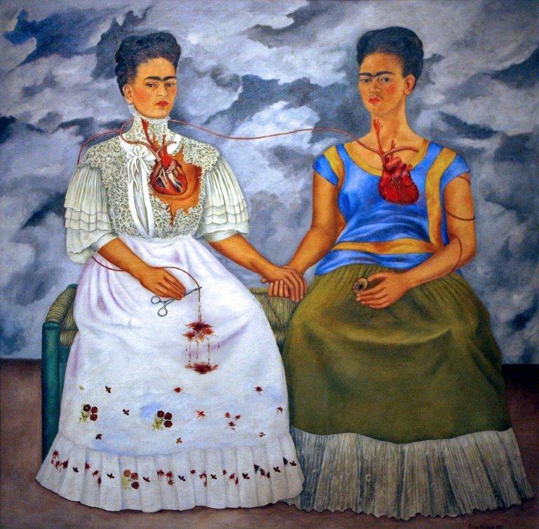 Sur la trace de la voix de l'artiste Frida Kahlo