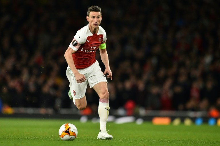 Arsenal fans react furiously to appalling behaviour of Laurent Koscielny