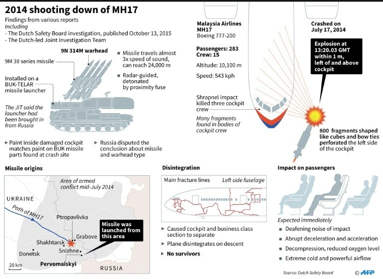 calls for justice on fifth anniversary of mh17 crash | afp | rising sun  overport