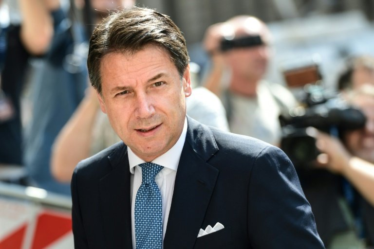 Italian PM stands by League over Russian Federation funding scandal
