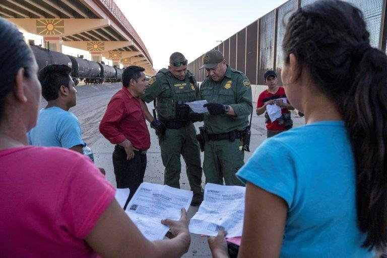 Judge blocks Trump asylum restriction