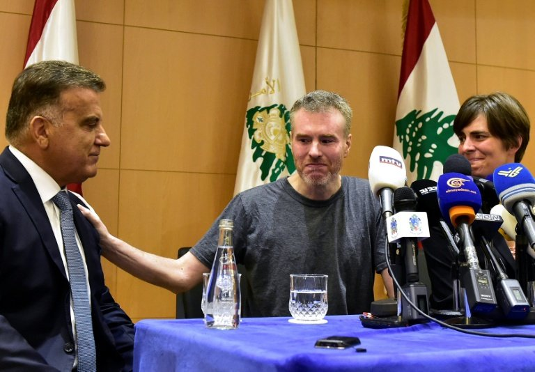 British Columbian freed from Syria after Lebanese mediation
