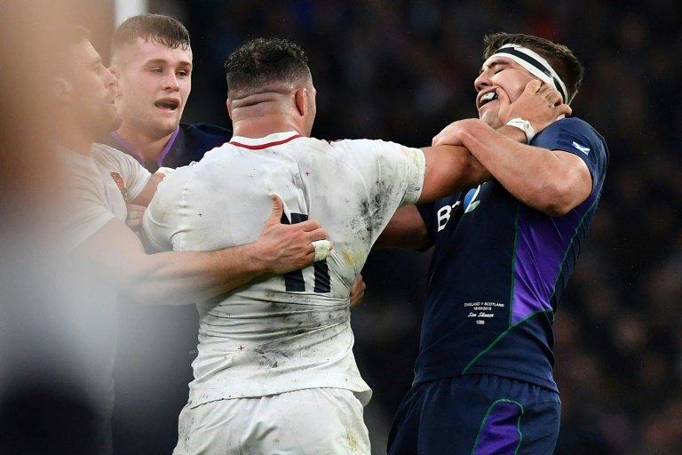 Scotland lock Sam Skinner to miss tournament