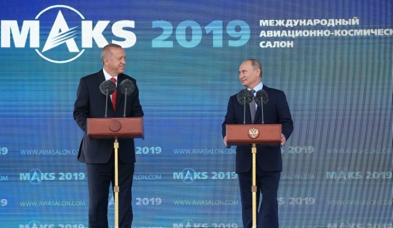 RTL 5minutes - A Moscou, Erdogan et Poutine se disent ...