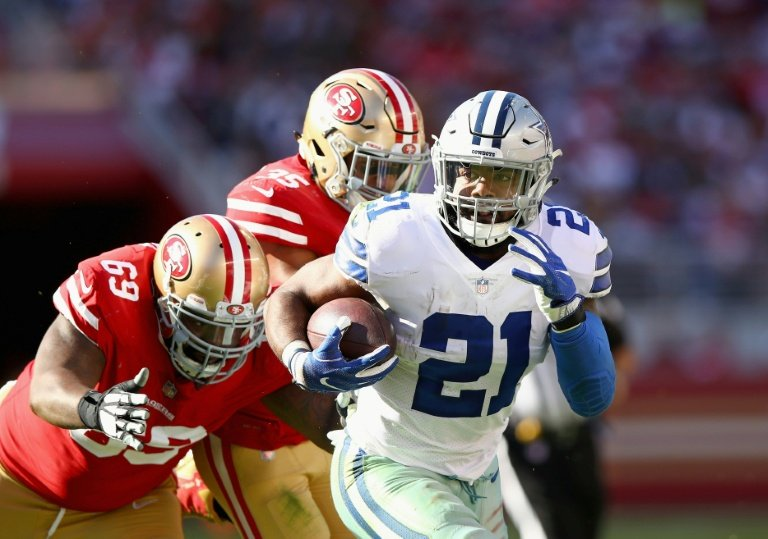 Jerry Jones expects Ezekiel Elliott to miss start of Cowboys' season