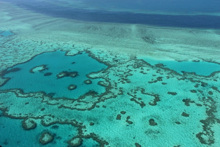 Climate change causes Australia to downgrade Great Barrier Reef's outlook