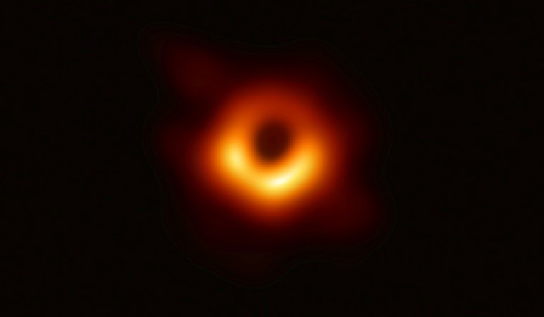 Team behind world's first black hole image wins 'Oscars of science'
