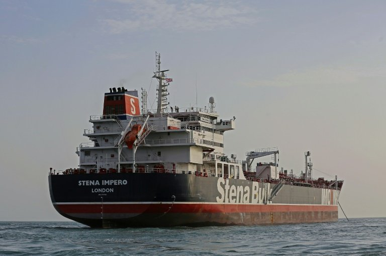 Iran seizes tugboat in Persian Gulf