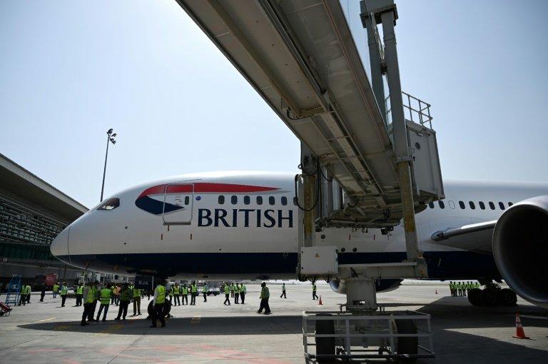 Des centaines de vols annulés — British Airways
