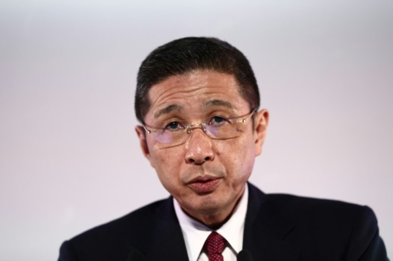 Nissan in turmoil again as CEO admits he was improperly overpaid, quits