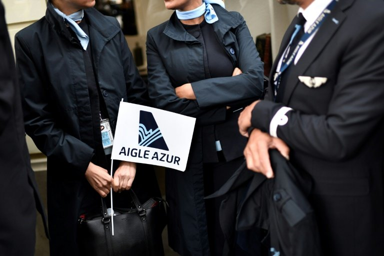 13,00 people still stranded after France's Aigle Azur collapses